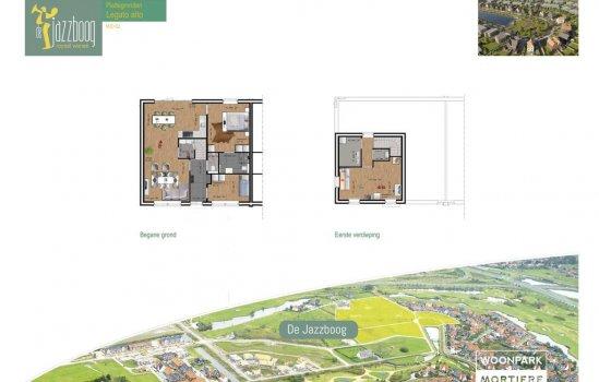 Nieuwbouwproject Mortiere De Jazzboog te Middelburg