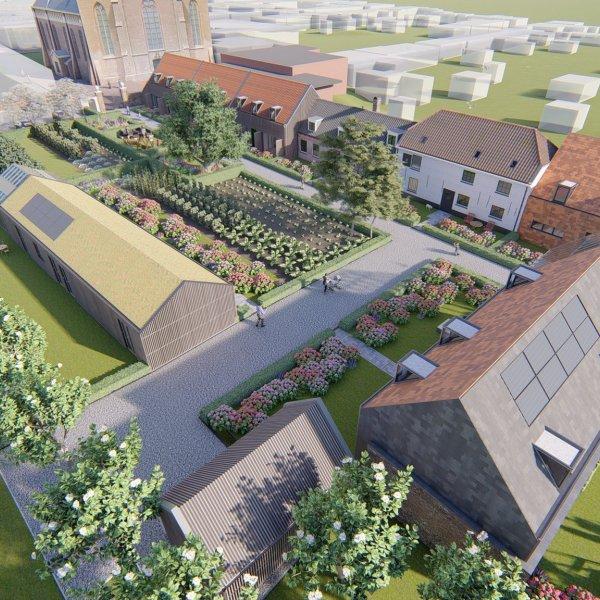 Nieuwbouwproject Blauwpoort in Vianen
