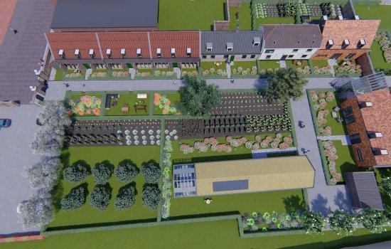 Nieuwbouwproject Blauwpoort te Vianen