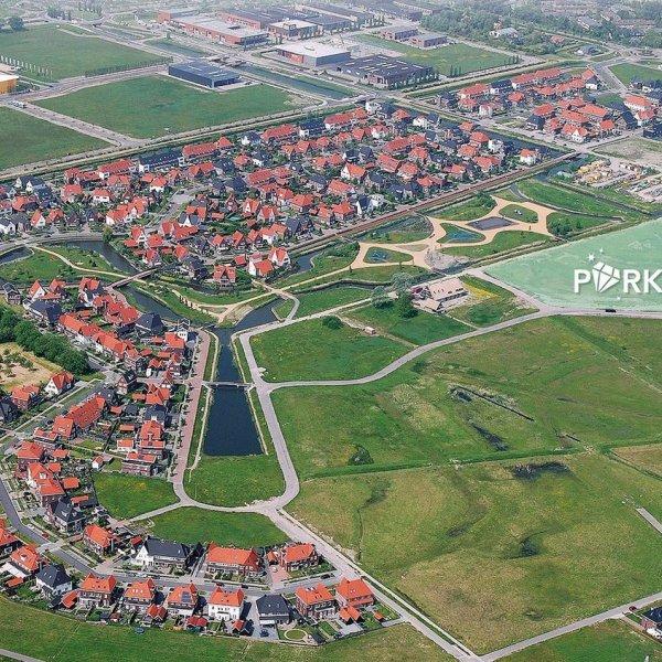 Nieuwbouwproject Schitterend Parkzijde in Middelburg