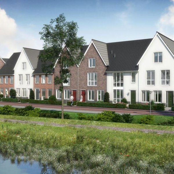 Nieuwbouwproject Klein Where fase 2 in Purmerend