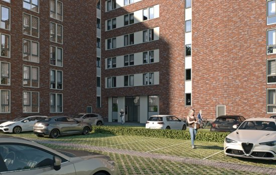 Nieuwbouwproject Tre Volte te Den Haag