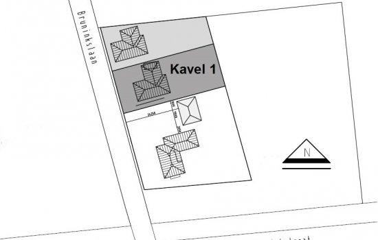 Nieuwbouwproject Bruninkslaan te Enschede