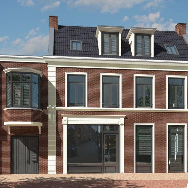Nieuwbouwproject Zandstraat & Zuidwal in Gennep