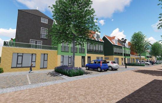 Nieuwbouwproject De Zaag te Zaandam