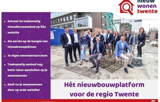 Nieuwbouwproject Garagebox Hulsmaatstraat te Enschede