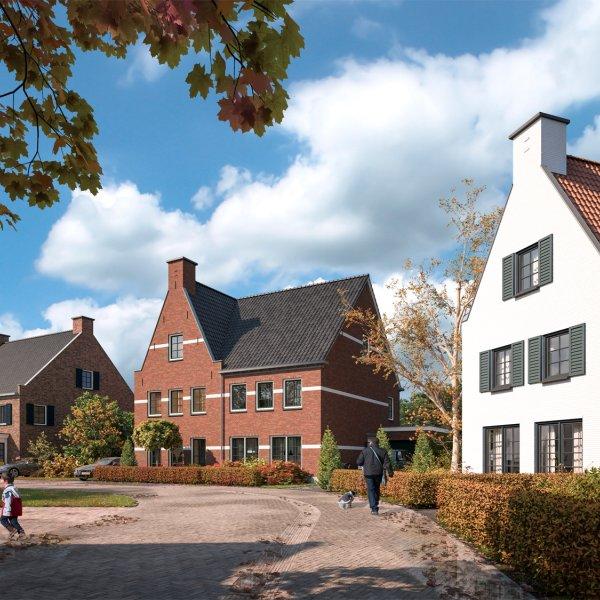 Nieuwbouwproject Parijsch: Wetering Eiland II in Culemborg