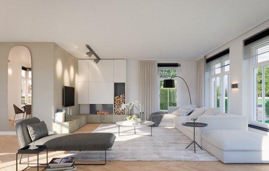 Nieuwbouwproject Parijsch: Wetering Eiland II te Culemborg