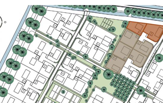 Nieuwbouwproject Parijsch: Architectenkavels te Culemborg