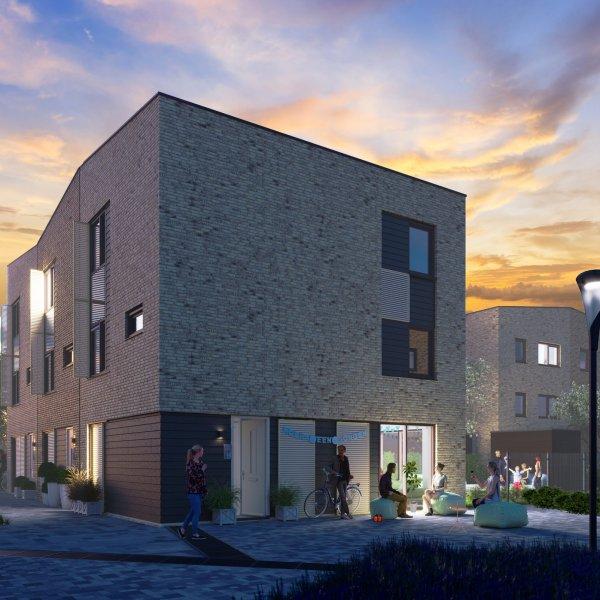 Nieuwbouwproject Parijsch: De Wilde Tuin in Culemborg