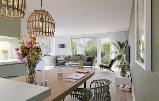 Nieuwbouwproject Parijsch: De Wilde Tuin te Culemborg