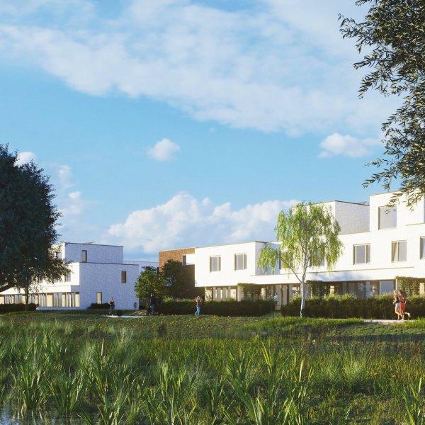 Nieuwbouwproject Parijsch: ParkHouses te Culemborg