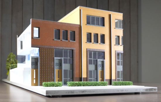 Nieuwbouwproject Haags Buiten te Den Haag