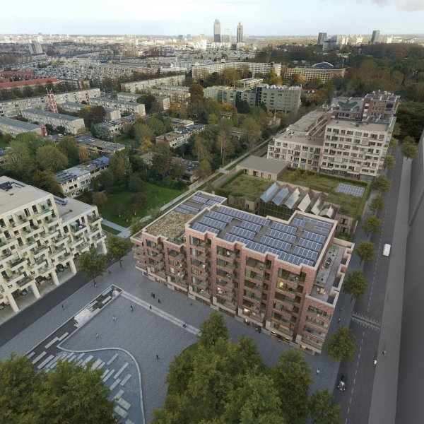 Nieuwbouwproject SUD in Amsterdam
