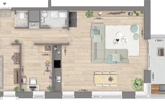 Nieuwbouwproject Appartementen Oost Esch Borne te Borne