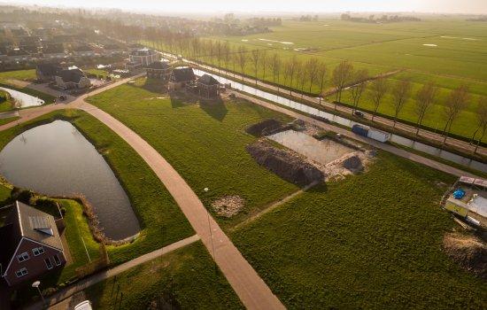 Nieuwbouwproject Wiegershoek te Ten Boer
