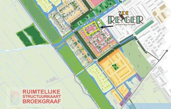 Nieuwbouwproject De Reiger te Leerdam