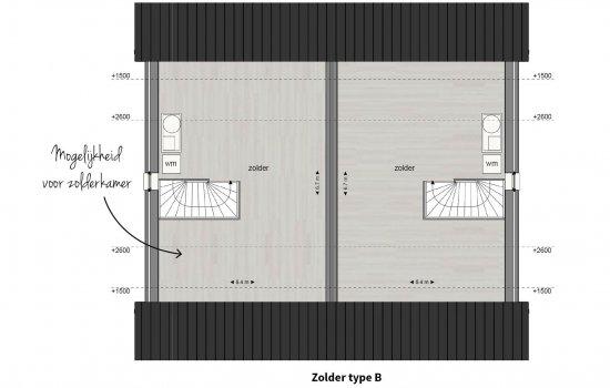 Nieuwbouwproject Ter Laan IV | Kuifeend te Bedum