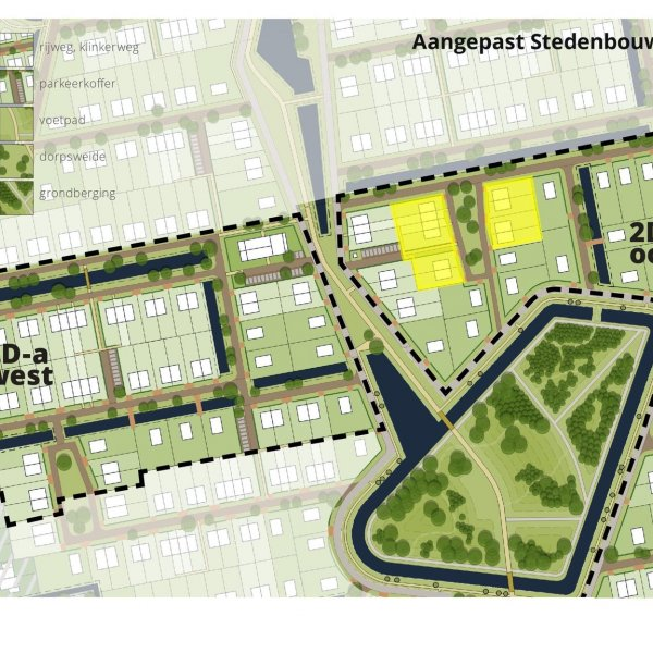 Nieuwbouwproject De Oostergast | fase 2D-a in Zuidhorn