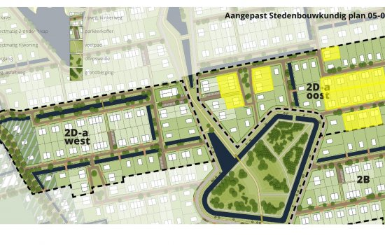Nieuwbouwproject De Oostergast | fase 2D-a te Zuidhorn