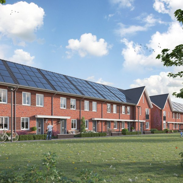 Nieuwbouwproject De Kiem van Houten | Fase 1B in Houten