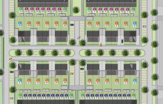 Nieuwbouwproject De Kiem van Houten | Fase 1B te Houten