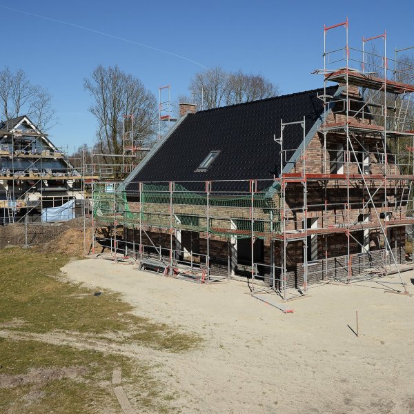 Nieuwbouwproject Nooitgedacht in Nooitgedacht