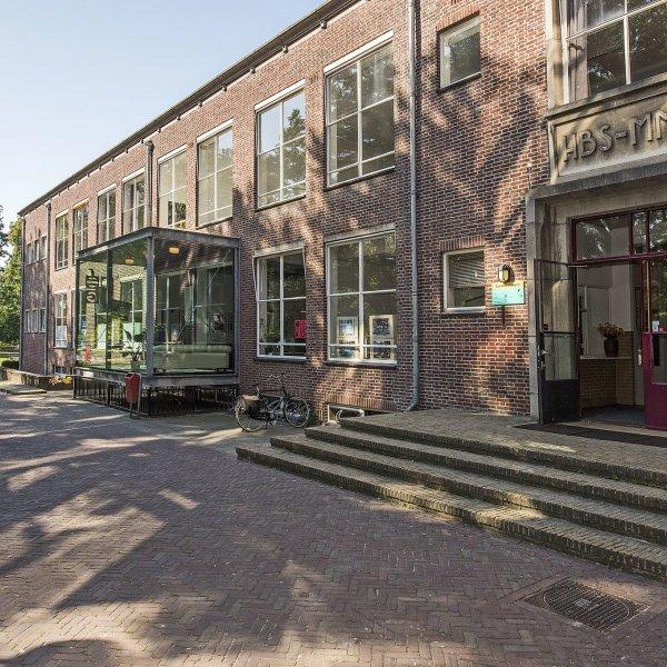 Nieuwbouwproject Voormalige school Bataafse Kamp centrum Hengelo te Hengelo