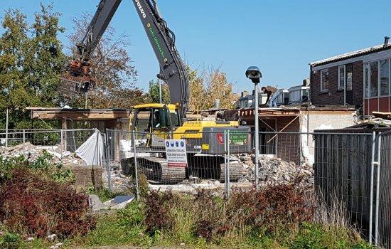 Nieuwbouwproject Maximalocatie fase III te Waarder