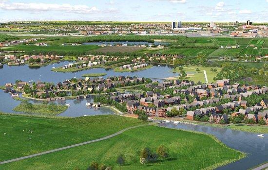 Nieuwbouwproject Meerstad | 10 Parkvilla 's Tersluis te Meerstad