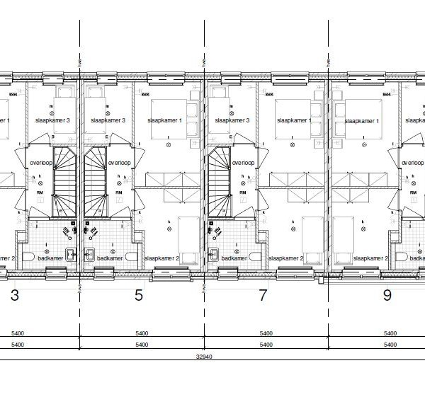 Nieuwbouwproject Wonen in de Cirkel | 6 rijwoningen in Hardenberg