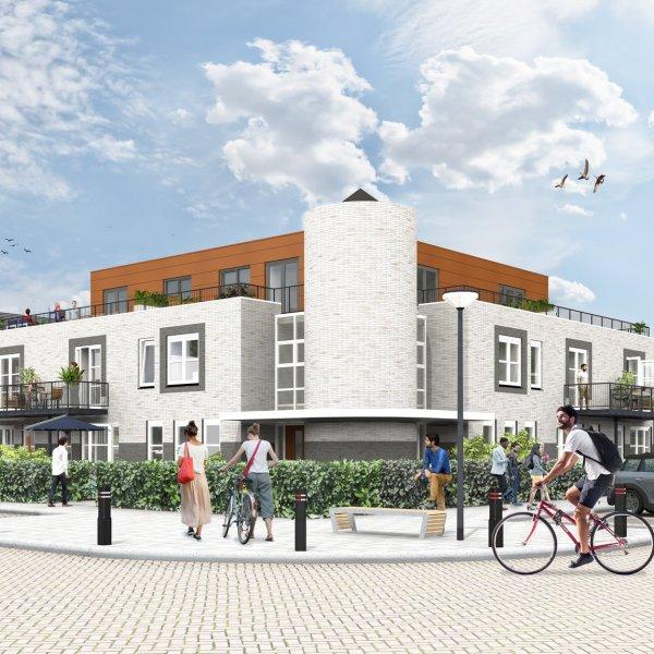 Nieuwbouwproject NEW15 in Nieuwegein