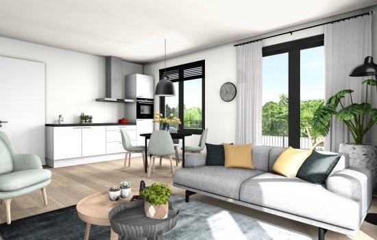 Nieuwbouwproject NEW15 te Nieuwegein