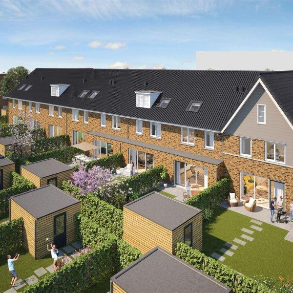 Nieuwbouwproject Hooghkamer Singels 5 Voorhout in Voorhout