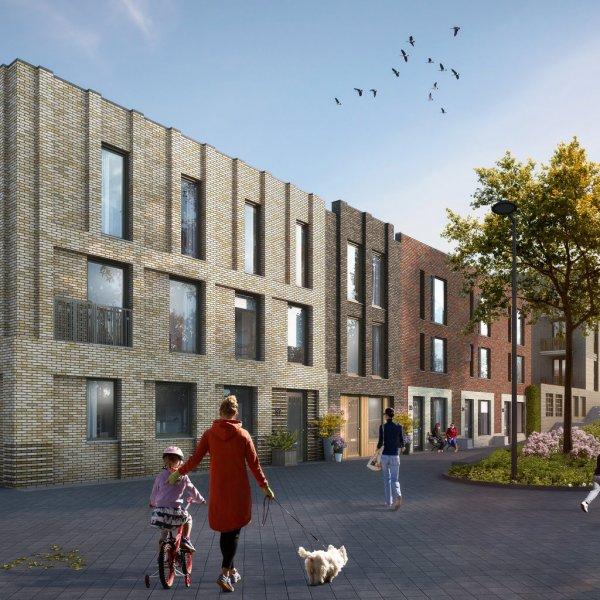 Nieuwbouwproject HomeTown in Utrecht