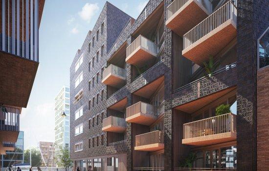 Nieuwbouwproject Dok7 te Amsterdam