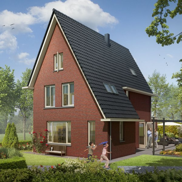 Nieuwbouwproject Saens Geluk, Saens Welvaren in Assendelft