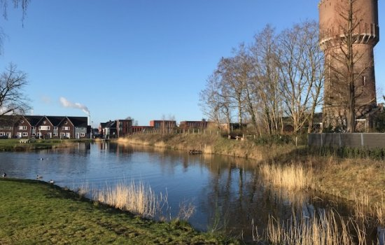 Nieuwbouwproject Park Veldwijk - 4 tweekappers te Hengelo