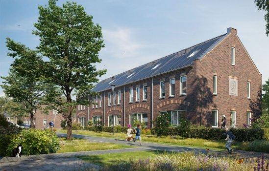 Nieuwbouwproject Parijsch: Forteneiland te Culemborg