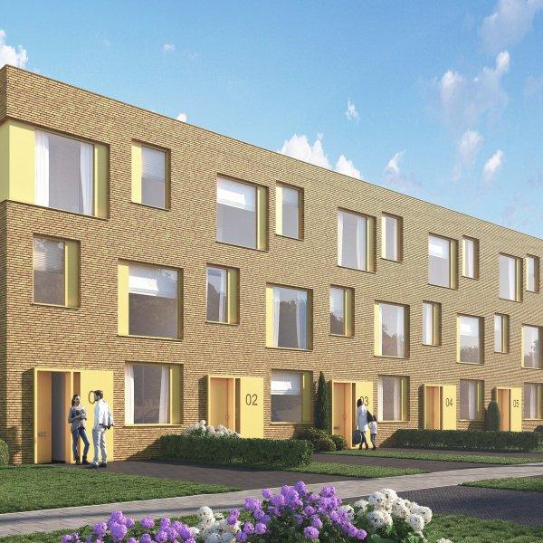 Nieuwbouwproject Hoekbree in Assen