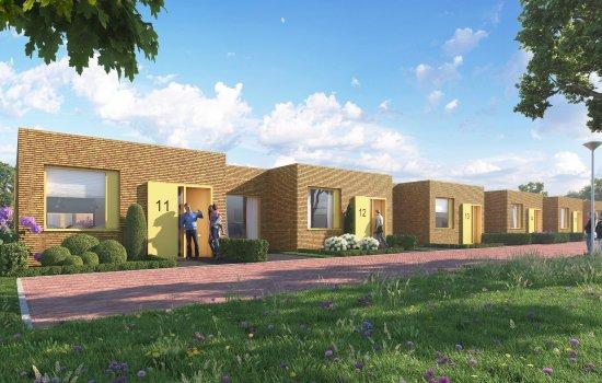 Nieuwbouwproject Hoekbree te Assen