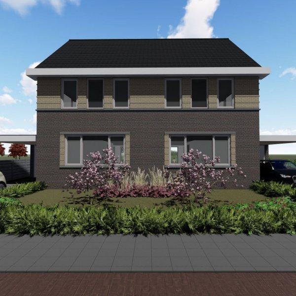 Nieuwbouwproject Henry Dunantstraat te Hengelo
