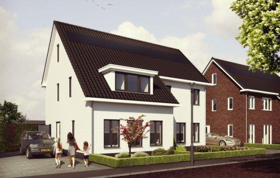 Nieuwbouwproject Enkweg te Wijhe