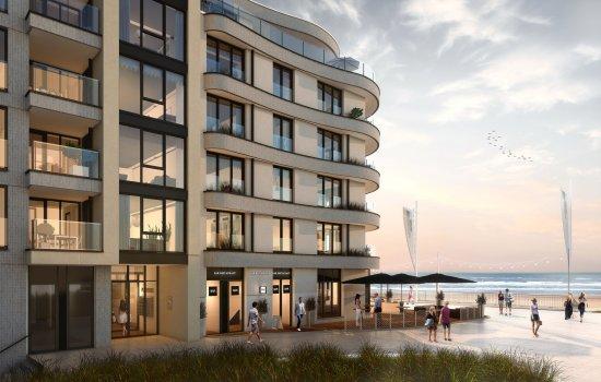 Nieuwbouwproject Nieuw Kijkduin-Poniente, Tramontana, Lombarde, Sirocco en Levanter te Den Haag