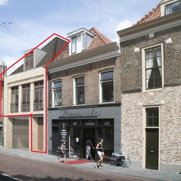 Nieuwbouwproject De Blijde te Zwolle