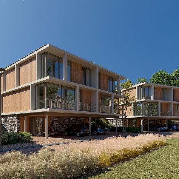 Nieuwbouwproject Finest of Ockenburgh te Den Haag