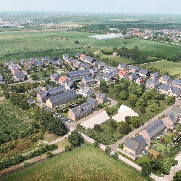 Nieuwbouwproject Buurtschap het Burgje | Fase I in Odijk