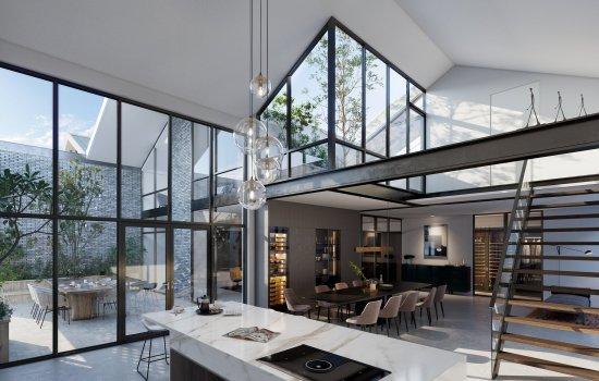 Nieuwbouwproject Next Level, De Ruijterstraat 38 te Den Haag