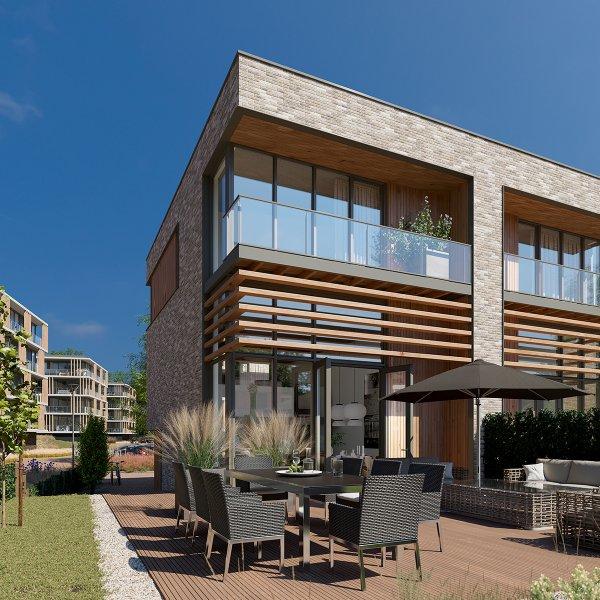 Nieuwbouwproject Finest of Ockenburgh - 54 woningen te Den Haag