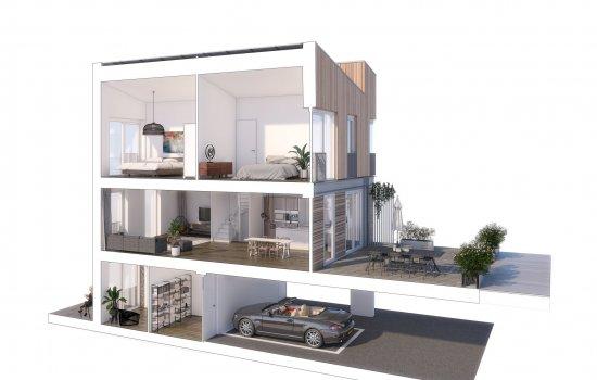 Nieuwbouwproject De Veerplaats te Leiden